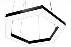 Светодиодный светильник Hexagon