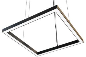 Светодиодный светильник Vector Square