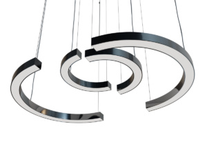 Светодиодный светильник Half Rings
